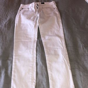 AF Adriano Goldschmeid Stevie roll up jeans